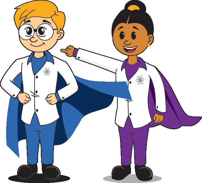 Superhero Science Kids